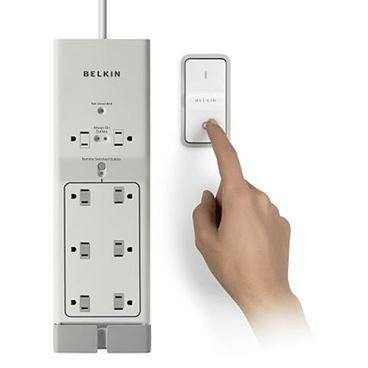 Belkin Conserve Switch Surge Protector