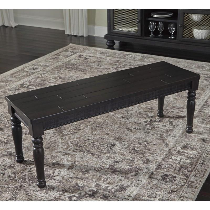 Sharlowe Large Dining Room Bench