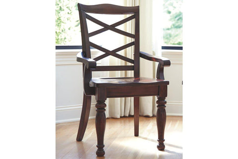 Porter Dining Room Chair with Arms
