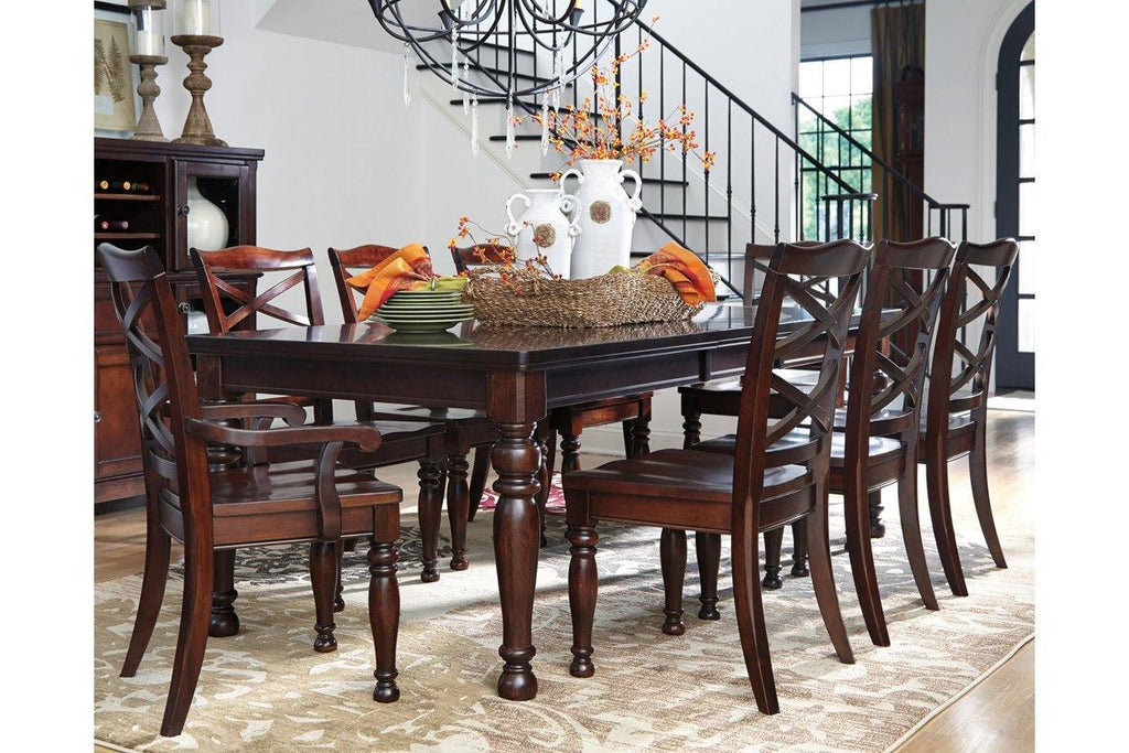 Porter Dining Room Table with Extension
