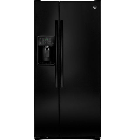 GE Energy Star 23.2 Cu. Ft. Side-by-Side Refrigerator