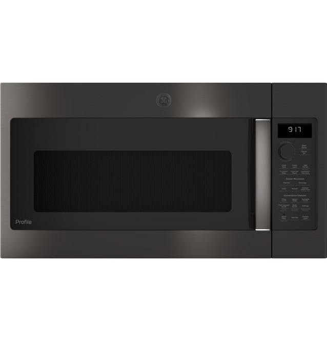 GE Profile™ 1.7 Cu. Ft. Convection Over-the-Range Microwave Oven - Smart Neighbor