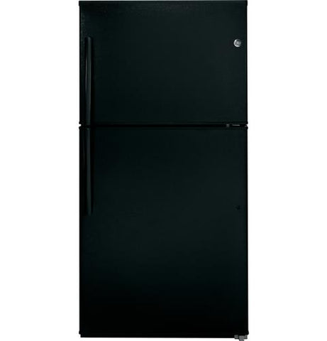 GE 21.2 Cu. Ft. Top-Freezer Refrigerator