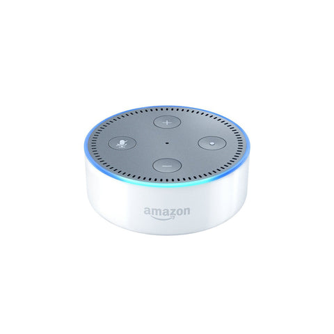 Echo Dot in White
