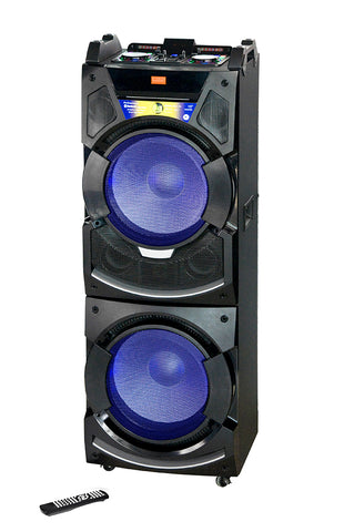Edison Professional Bluetooth Wireless DJ System