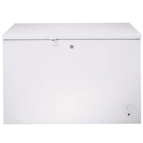 GE 10.6 Cu Ft Manual Defrost Chest Freezer
