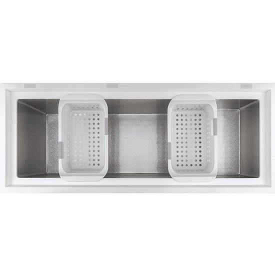 GE 15.7 Cu. Ft. Manual Defrost Chest Freezer