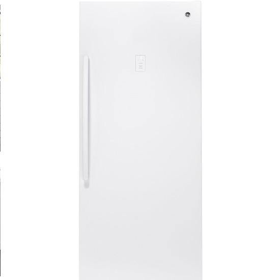 GE 21.3 Cu. Ft. Frost-Free Upright Freezer