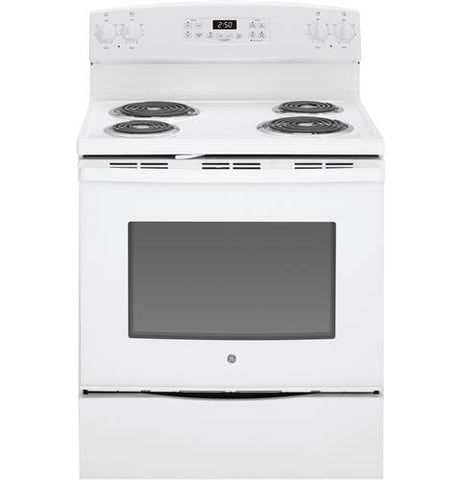 "GE 30"" Freestanding Electric Range"
