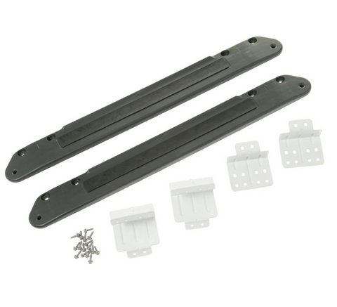 28 in. GE Washer/Dryer Stack Bracket Kit - Smart Neighbor