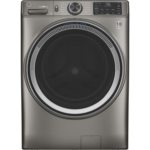 GE® 5.0 Cu. Ft. Top-Load Smart Washer with SmartDispense - Smart Neighbor
