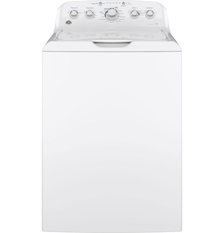GE® 4.5 Cu. Ft. Capacity Washer with Stainless Steel Basket - Smart Neighbor