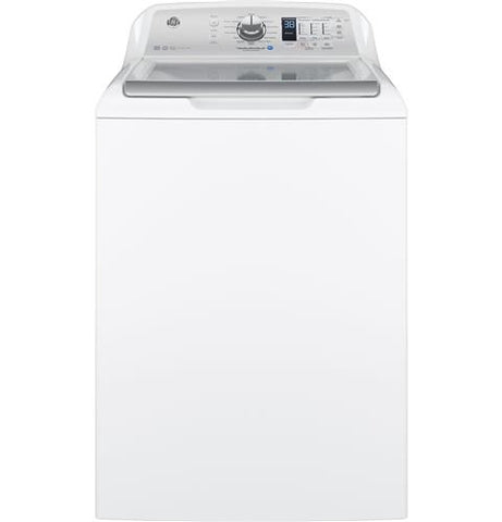 GE 4.5 Cu.Ft. Glass Lid Top Load Washing Machine