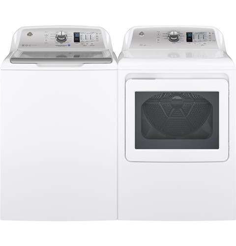 GE 7.4 Cu. Ft. Electric Dryer with HE Sensor Dry