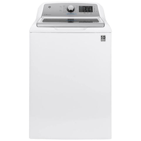 Copy of GE® 4.6 cu. ft. Capacity Washer with Sanitize w/Oxi and FlexDispense™ - Smart Neighbor