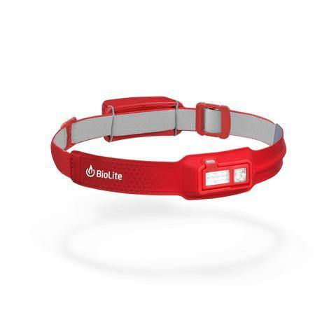 Biolite No-Bounce HeadLamp 330 with Rechargeable Head Light