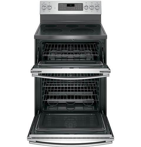 "GE 30"" Electric Double Oven Convection Ranges"
