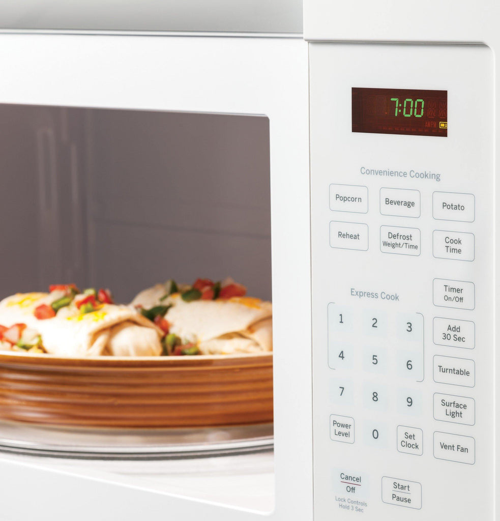 GE 1.6 Cu. Ft. Over-the-Range Microwave Oven