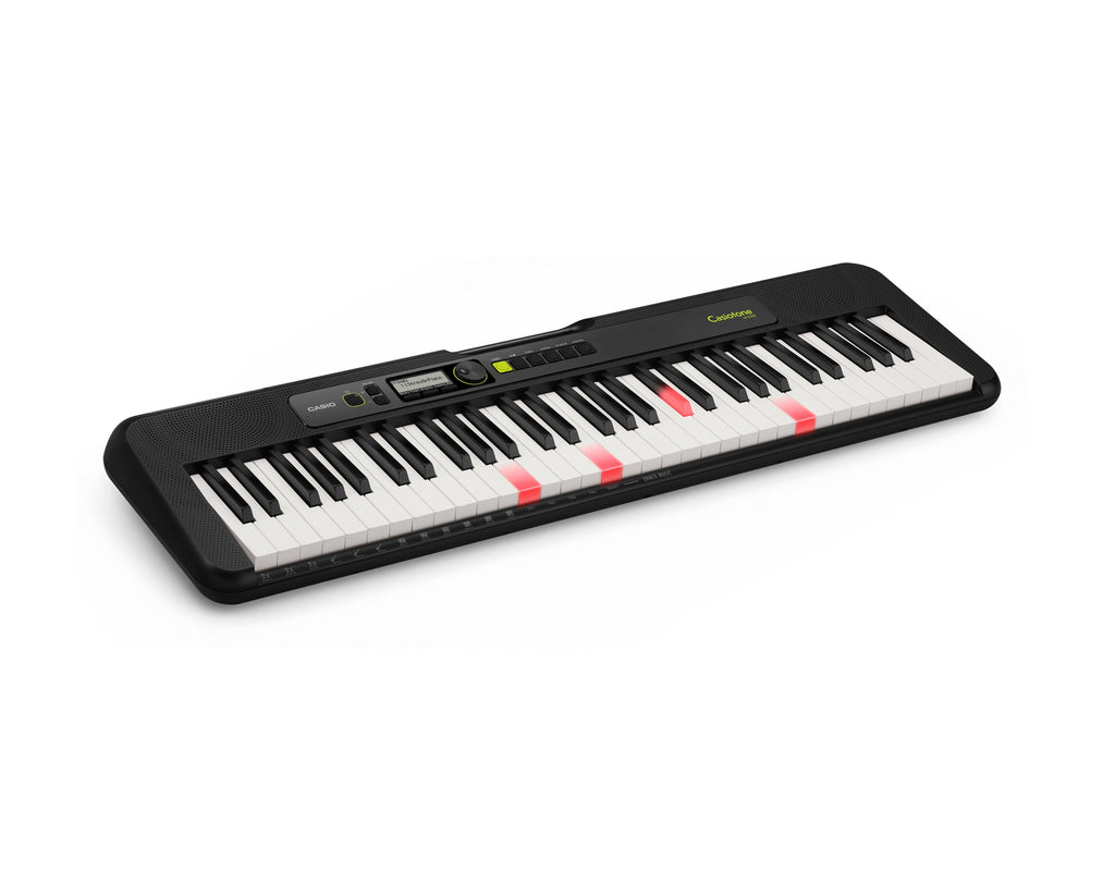 Casiotone 61 Key Lighted Portable Musical Keyboard