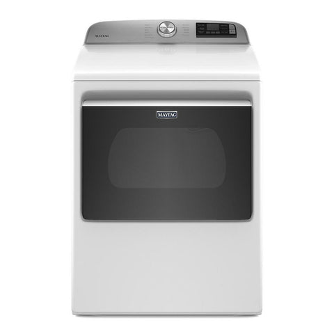 Maytag 7.4 Cu. Ft. Smart Capable Front Load Electric Dryer with Extra Power Button