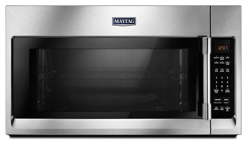 Maytag® Over-the-Range Microwave With Interior Cooking Rack - 2.0 Cu. Ft
