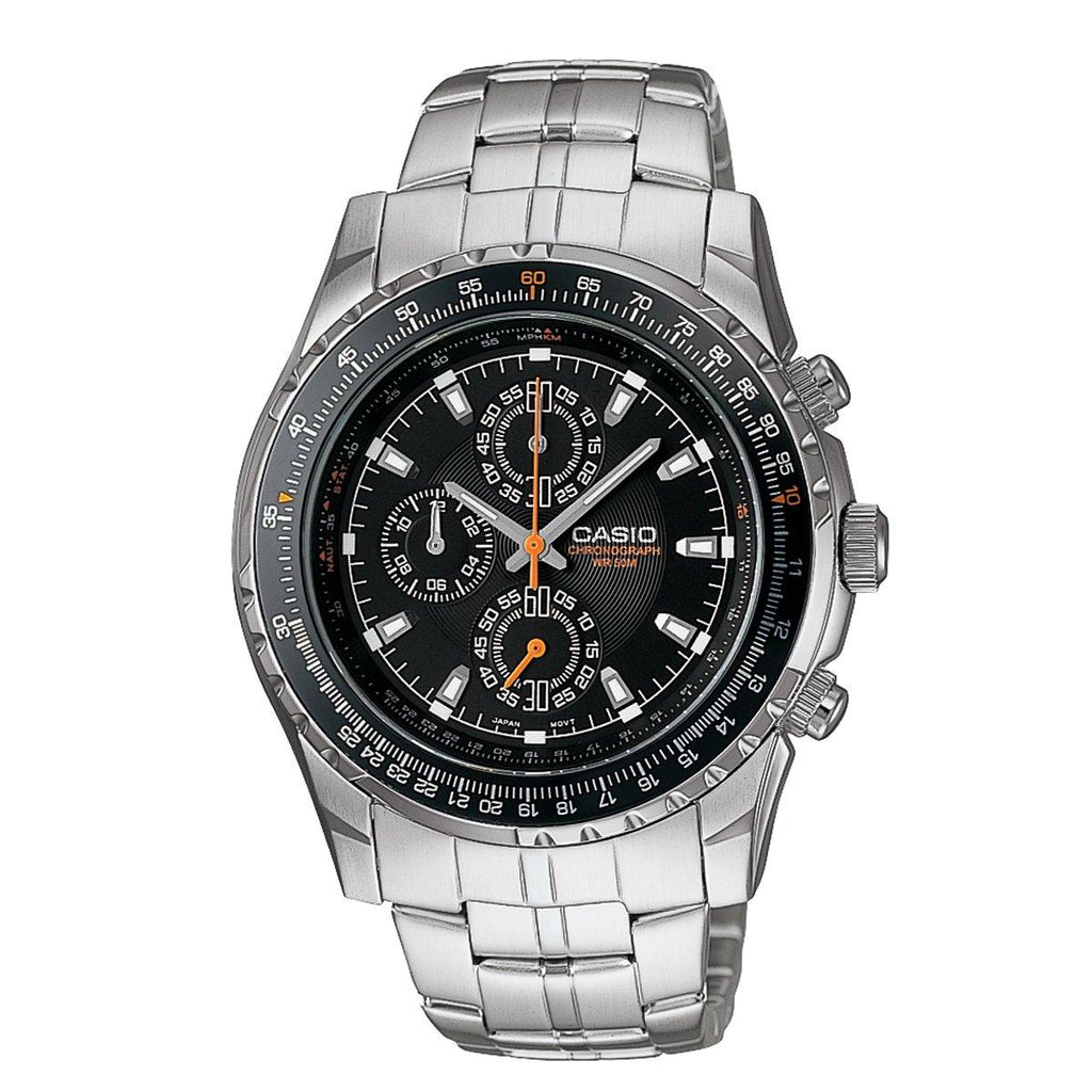 Mens 3 Hand Analog Chronograph Watch