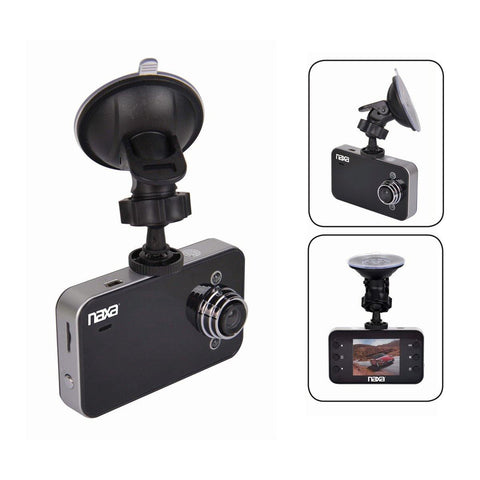 Portable HD Video Dash Cam