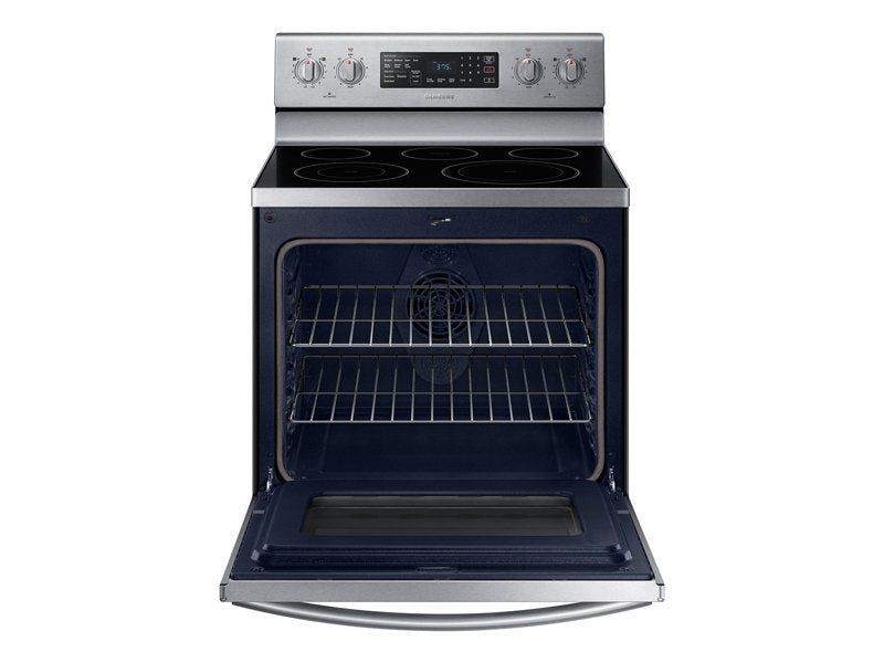 Samsung 5.9 Cu. Ft. Electric Convection Oven with Smooth Top Range
