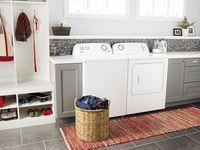 Amana® 6.5 Cu. Ft. Top-Load Electric Dryer with Automatic Dryness Control - Smart Neighbor