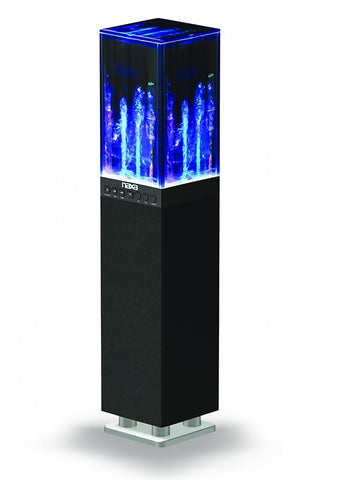 Dancing Water Tower Bluetooth Speaker with Lights
