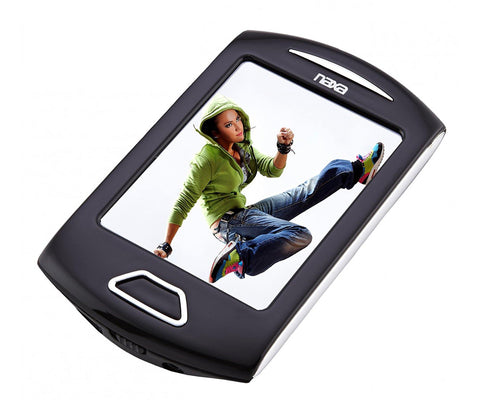 "2.8"" Portable Media Player with Touchscreen"