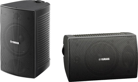 100 Watt Outdoor Speakers Pair
