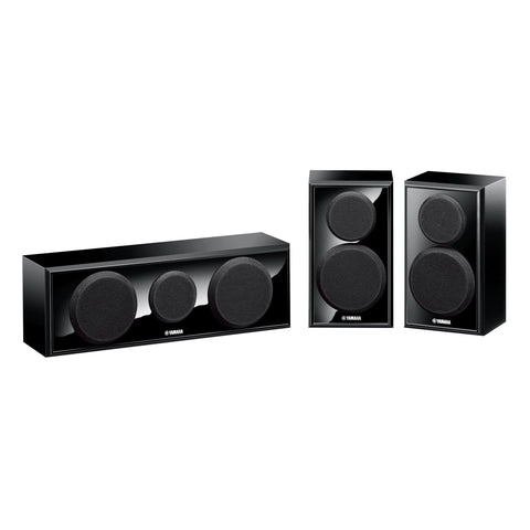 Center & 2 Surround Speaker System