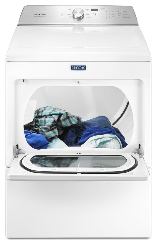 Maytag 7.4 cu. ft. Large Capacity Electric Dryer with Intellidry Sensor
