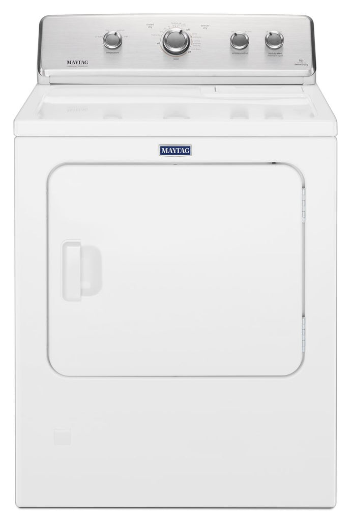 Maytag Large Capacity Top Load Dryer with Wrinkle Control - 7.0 Cu. Ft.