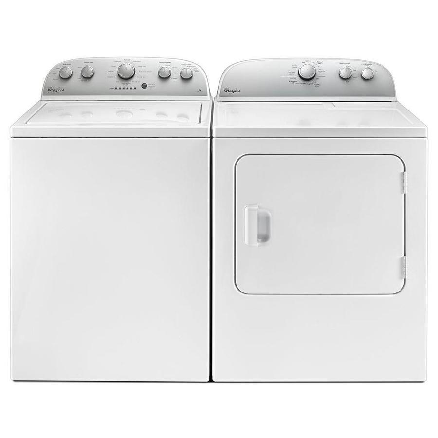 Whirlpool Top Load Electric Dryer With AutoDry