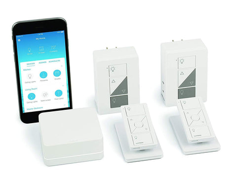 Lutron Caseta Wireless Smart Lamp Kit - Smart Neighbor