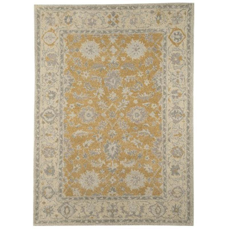 Milbridge Tan Hand-Tufted Rug