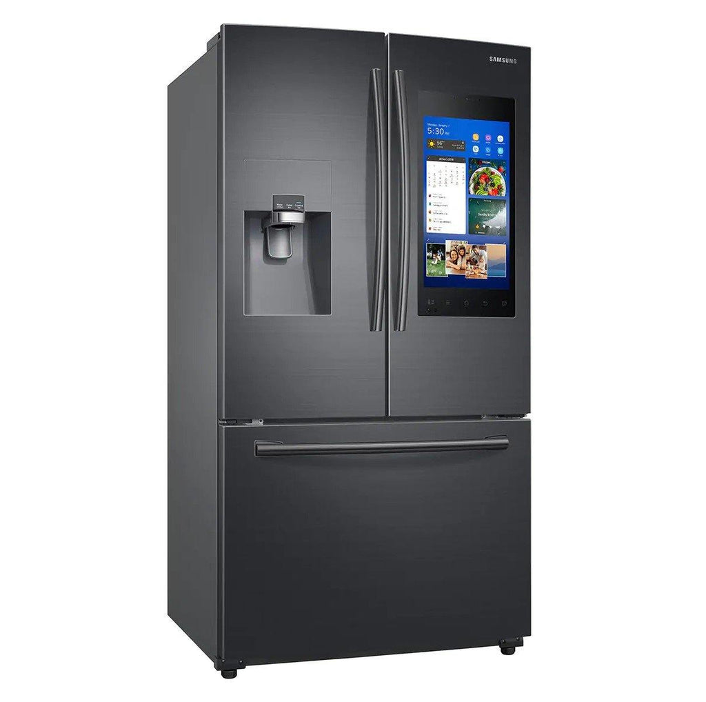 Samsung 24 cu. ft. Capacity French Door Refrigerator with Family Hub