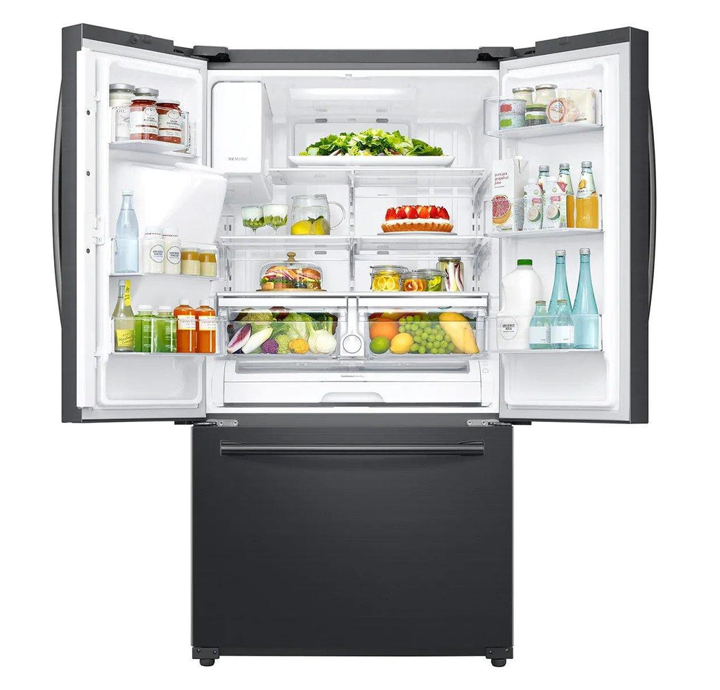 Samsung 24 Cu. Ft. Capacity French Door Refrigerator with Family Hub - Smart Neighbor