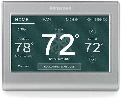 Honeywell Wi-Fi Smart Color Thermostat - Smart Neighbor