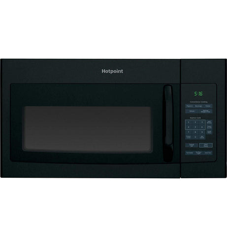 GE Hotpoint 1.6 cu. ft. Over-the-Range Microwave