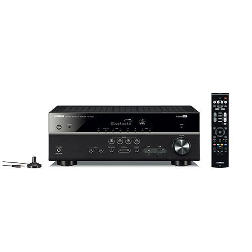 5.1 Channel 4K Ultra HD 100 Watt Bluetooth AV Receiver