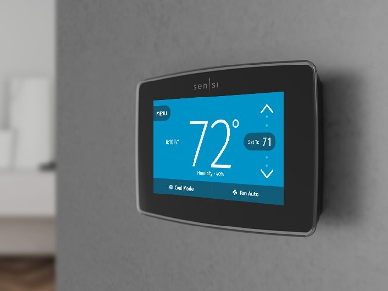Emerson Sensi Touch Wi-Fi Smart Thermostat, ST75
