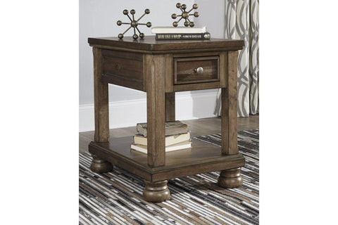 Ashley Flynnter End Table