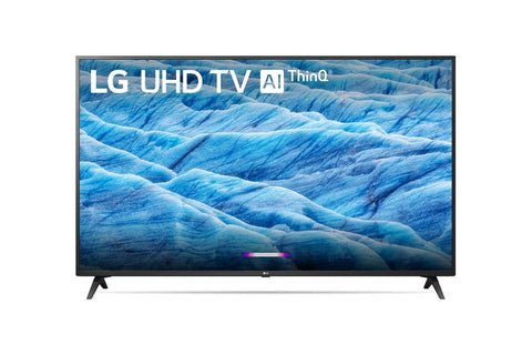 "LG 65"" Class 4K Smart UHD TV with AI ThinQ®"