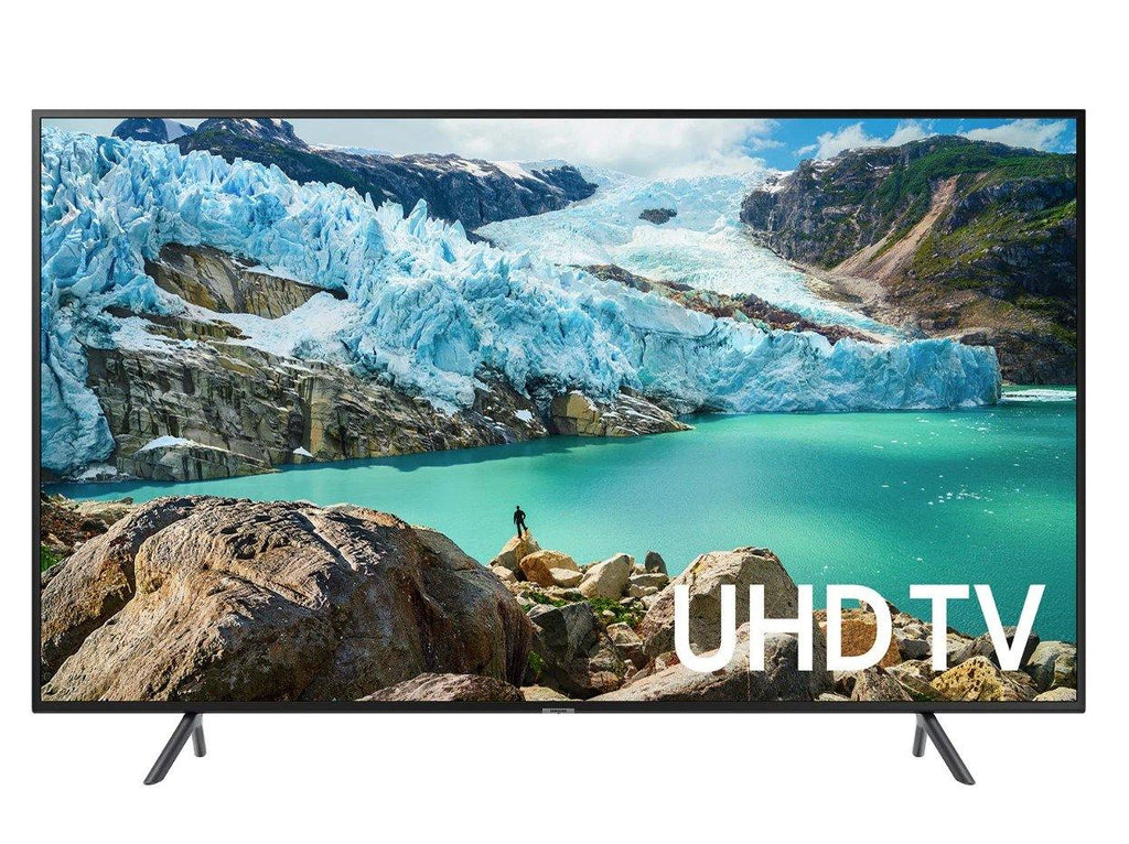 "Samsung 43"" Flat 4K UHD Smart TV with HDR"