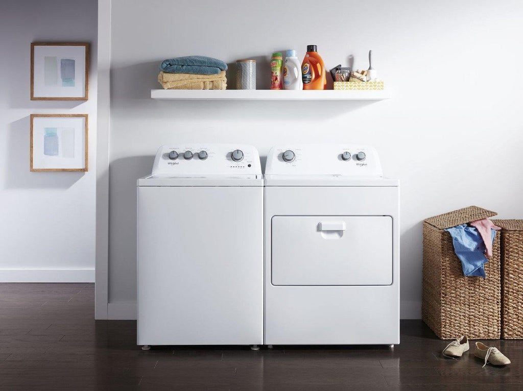 Whirlpool 7.0 Cu. Ft. Top-Load Electric Dryer with AutoDry Drying System