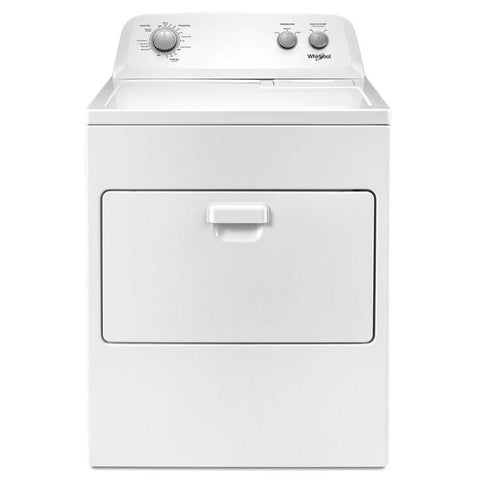 Whirlpool 7.0 cu. ft. Top Load Electric Dryer with AutoDry Drying System