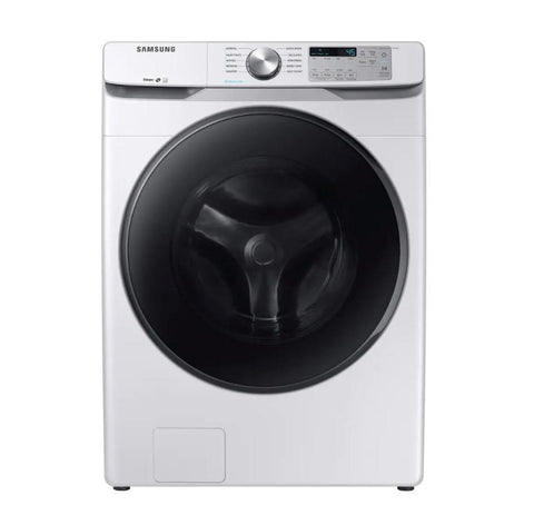 Samsung 4.5 Cu. Ft. Front-Load Washer with Steam in White
